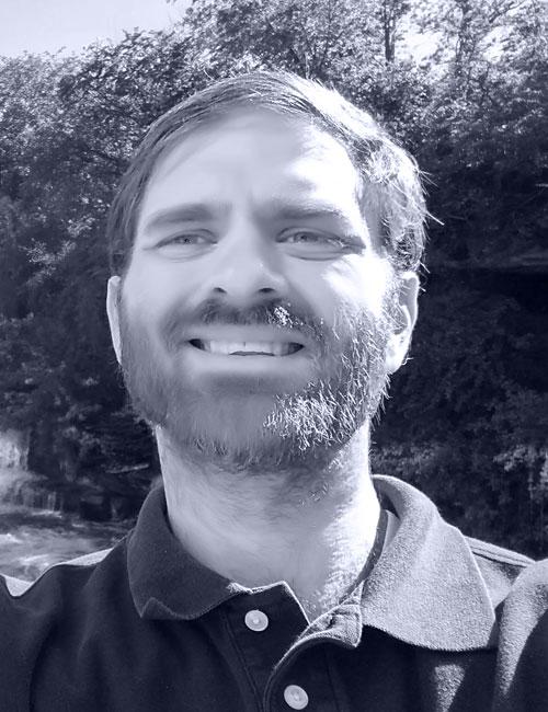 Adam Anthony, Developer, InfluxData